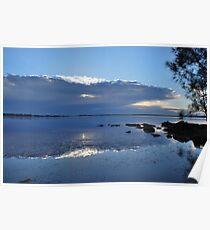 Tuggerah Lake 19-8-2010 Poster