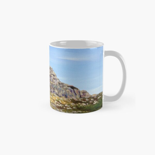 Sheeps Tor Dartmoor Classic Mug