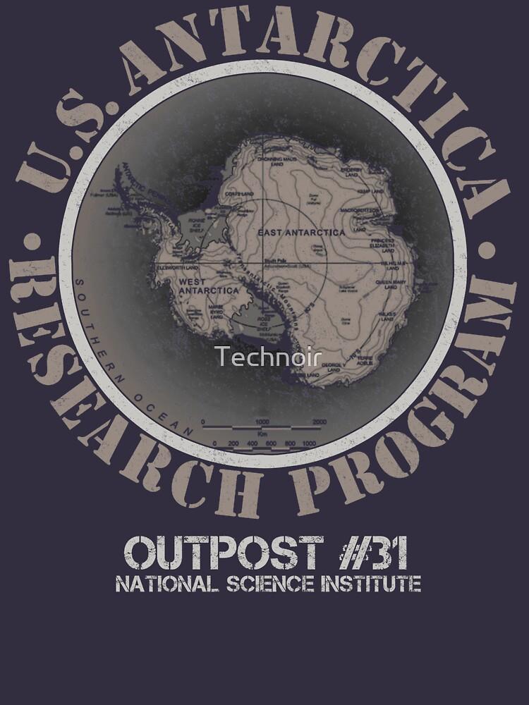 TShirtGifter presents: OUTPOST 31! | Unisex T-Shirt
