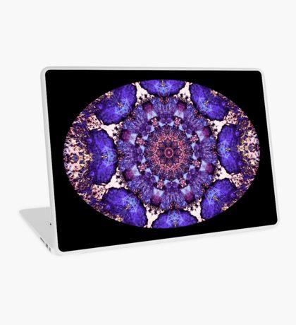 Barnie Paw Prints Kaleidescope 13 Laptop Skin