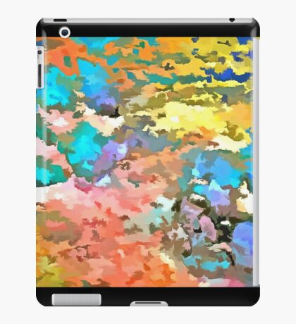 Paw Prints Pop Art iPad Case/Skin