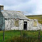 Ruin in the Dales by Trevor Kersley