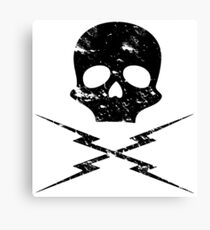 DEATHPROOF! Canvas Print