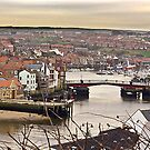Whitby - North Yorkshire by Trevor Kersley
