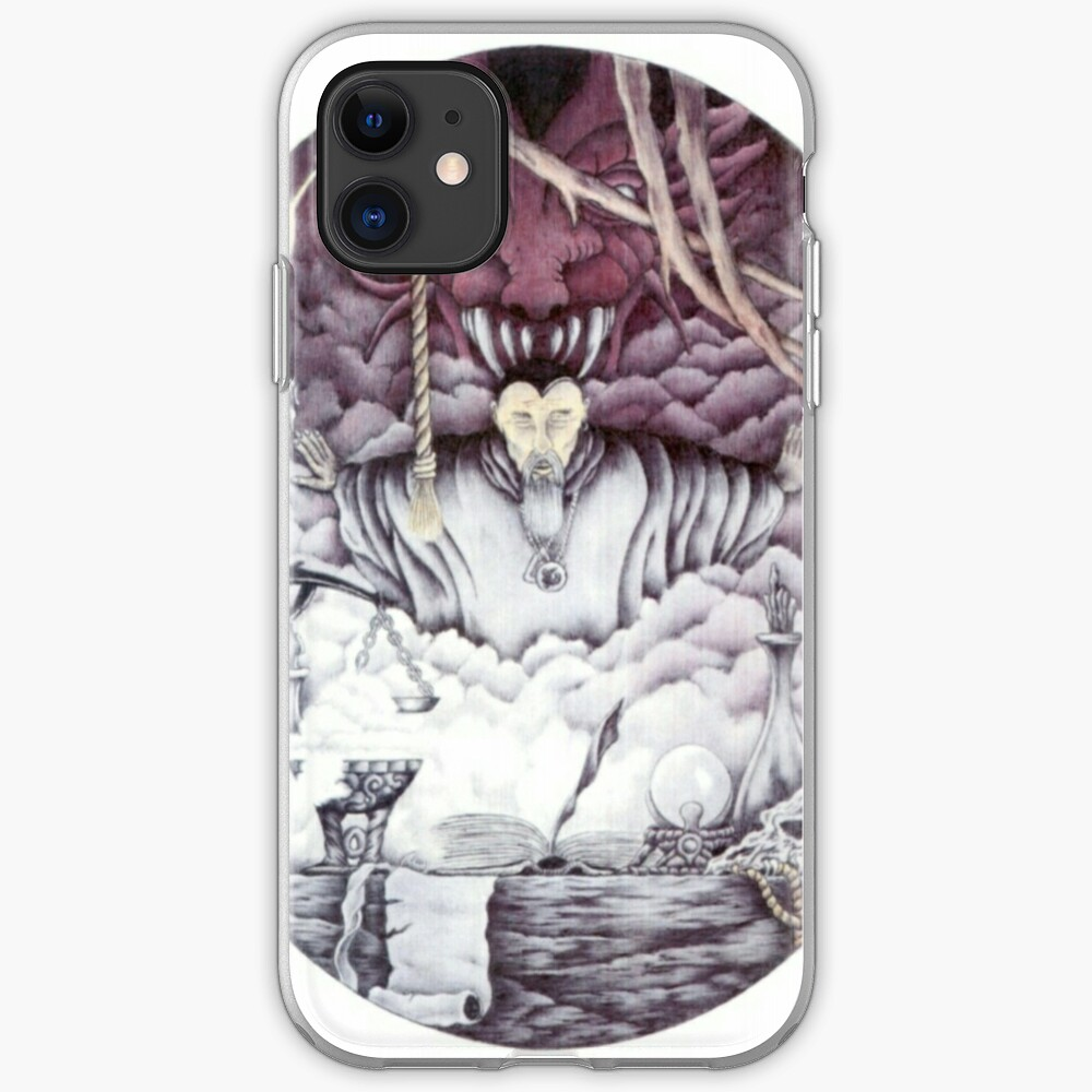 Warlock. iPhone Case & Cover