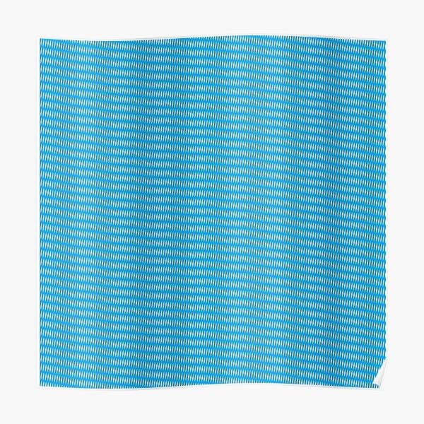 #Pattern, #design, #abstract, #textile, fiber, net, aluminum, grid, cotton, gray Poster