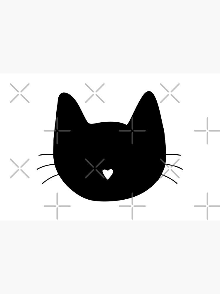 Cat Heart Nose by DanaAndTheBooks