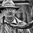 Metallic Man by Andrew Ness - www.nessphotography.com
