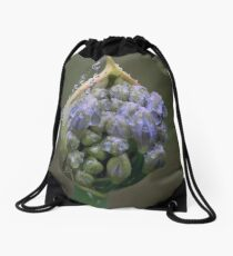 Agapanthus Drawstring Bag