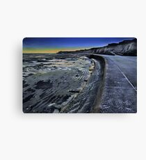 Early One Morning Canvas Print