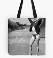 Hitchhiker?? Tote Bag