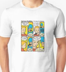 Mouths Of Babes - Captain RibMan Unisex T-Shirt