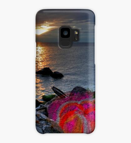 PAINTED ROCK COVE  Case/Skin for Samsung Galaxy