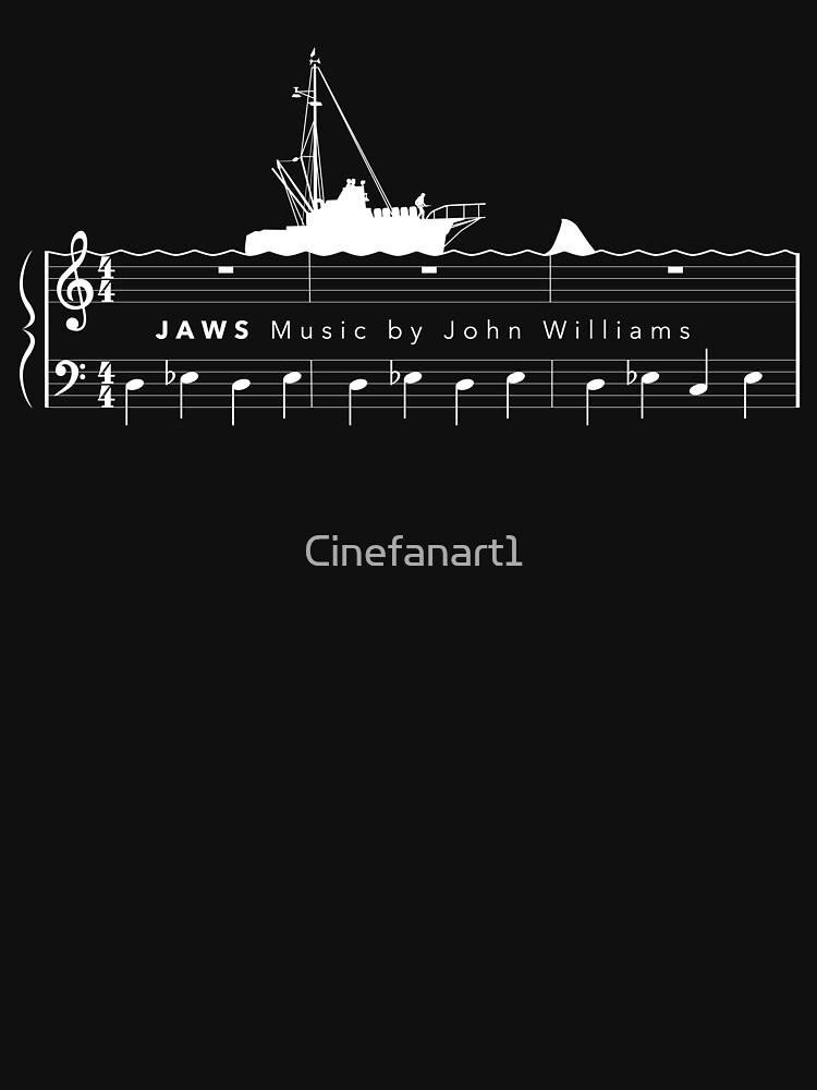 Filmkomponisten-Serie 1 - John Williams (The Chase) von Cinefanart1