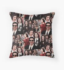 ADAM DRIVER -- 2018 Collage  Throw Pillow