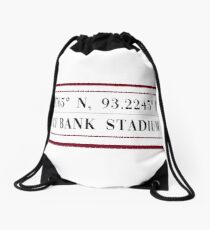 TCF Bank Stadium Drawstring Bag