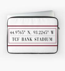 TCF Bank Stadium Laptop Sleeve