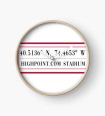 Highpoint.com Stadium Clock