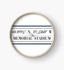 Memorial Stadium Clock