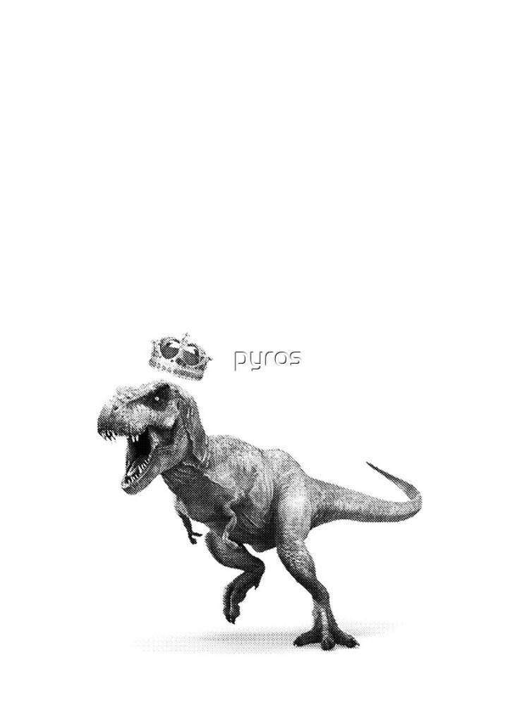 T-Rex Crown de pyros
