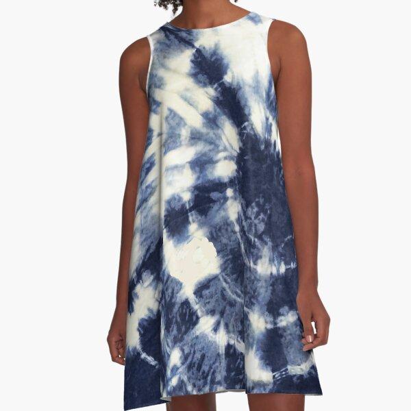 Indigo I A-Line Dress