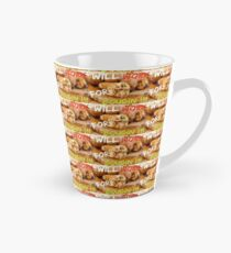Will Work for Boudin  Tall Mug