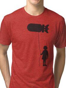 Bomballoon! Tri-blend T-Shirt