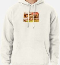 Will Work for Boudin  Pullover Hoodie