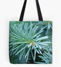 Simply Spruce Tote Bag