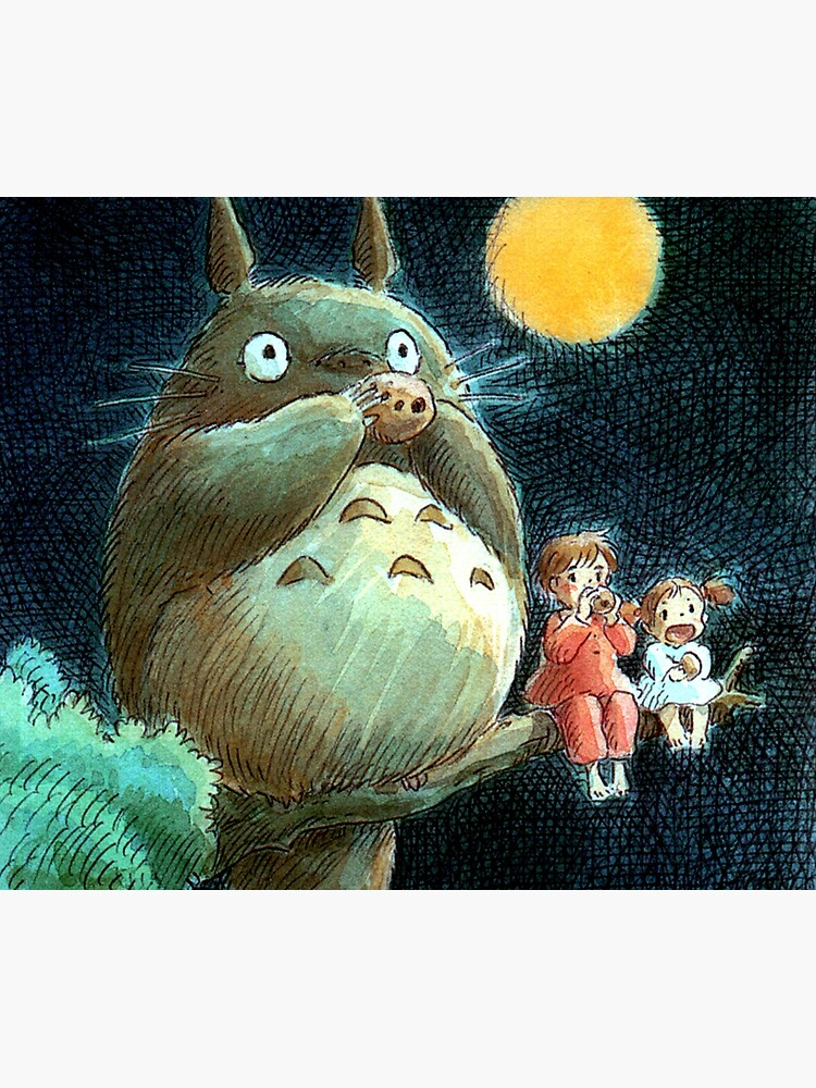 My Neighbor Totoro by MrTartBottom