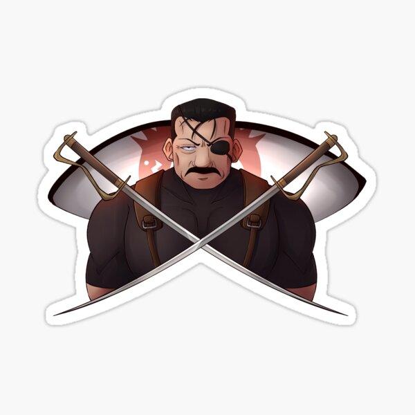 Fullmetal Alchemist Brotherhood King Bradley Vs Ling - Nurtys