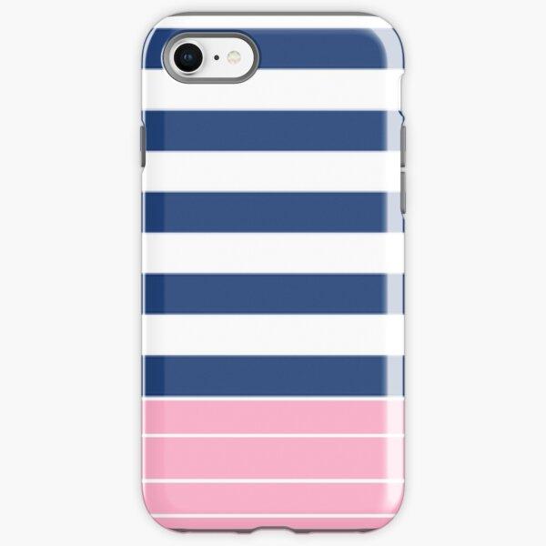 Cotton Candy Sea iPhone Tough Case