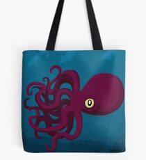 Pacific Octopus  Tote Bag