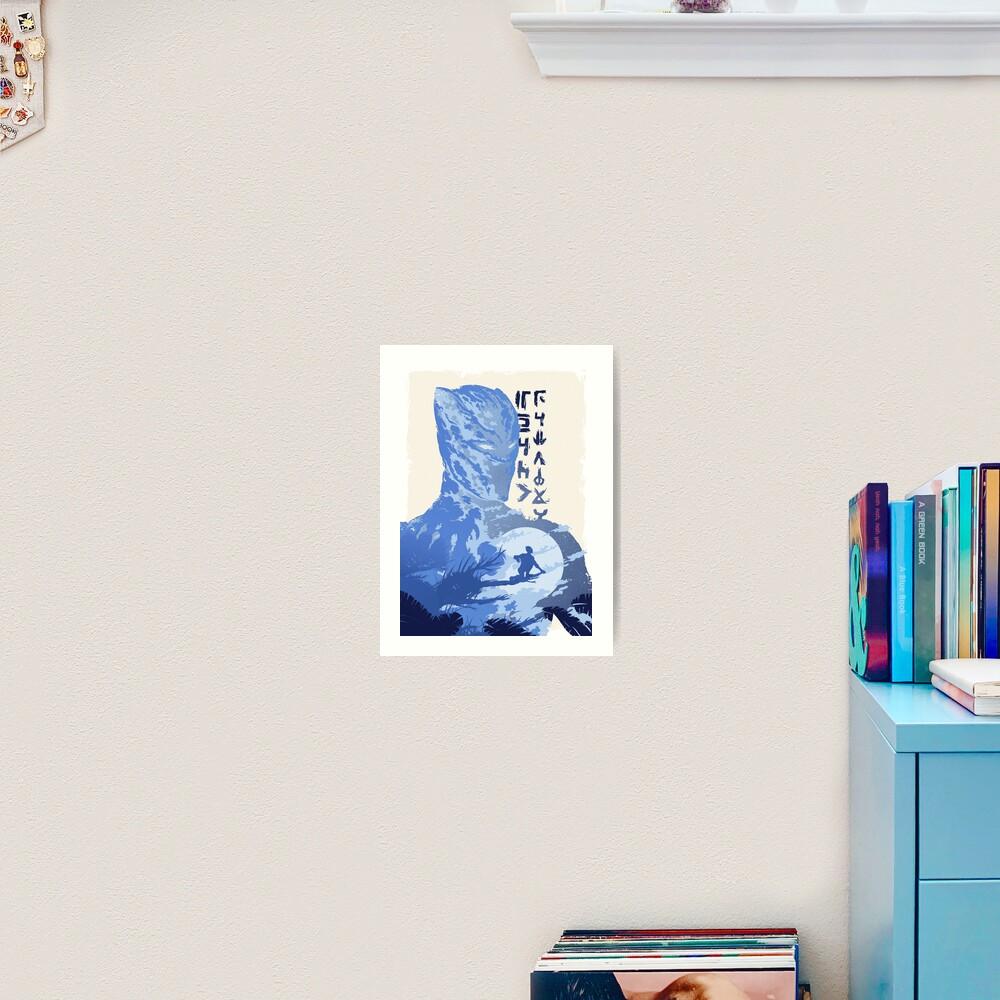 The Panther Art Print