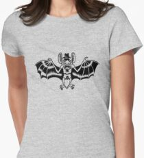batcool Women's Fitted T-Shirt