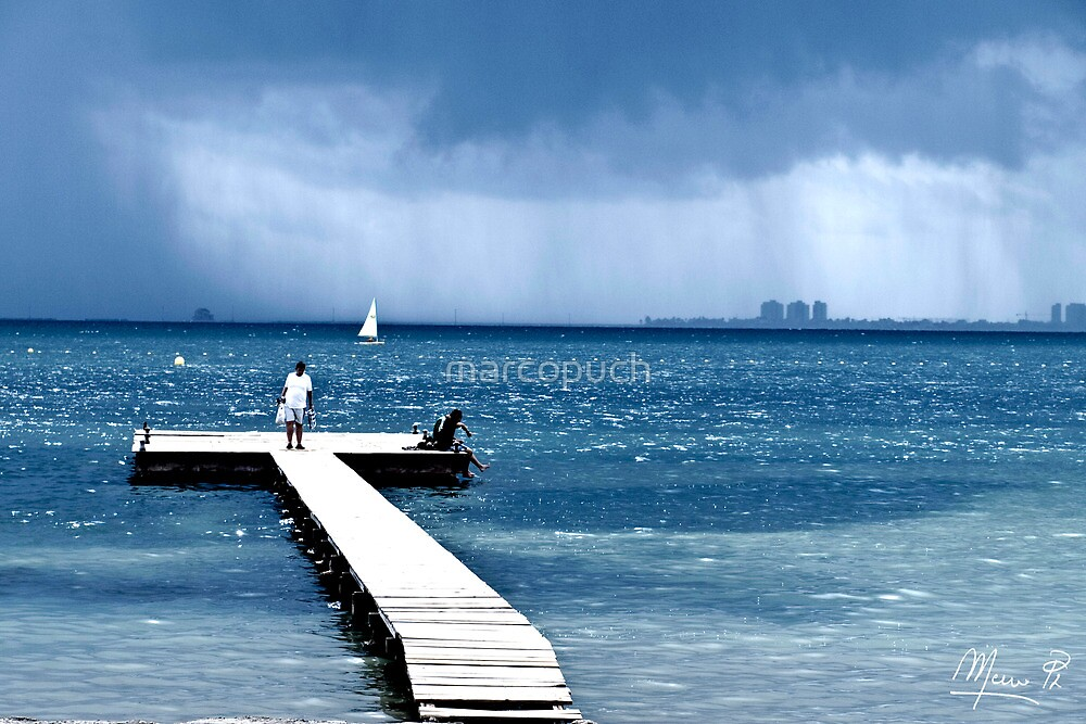 Dull day by marcopuch