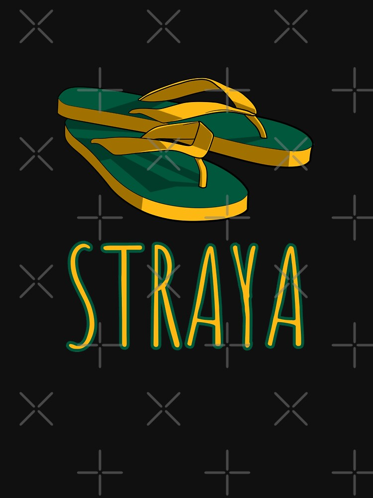 Straya Thongs by warrant311