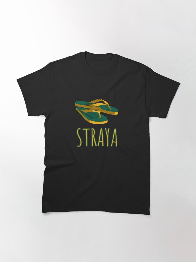 Alternate view of Straya Thongs Classic T-Shirt