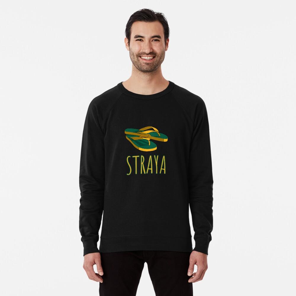 Straya Thongs Lightweight Sweatshirt
