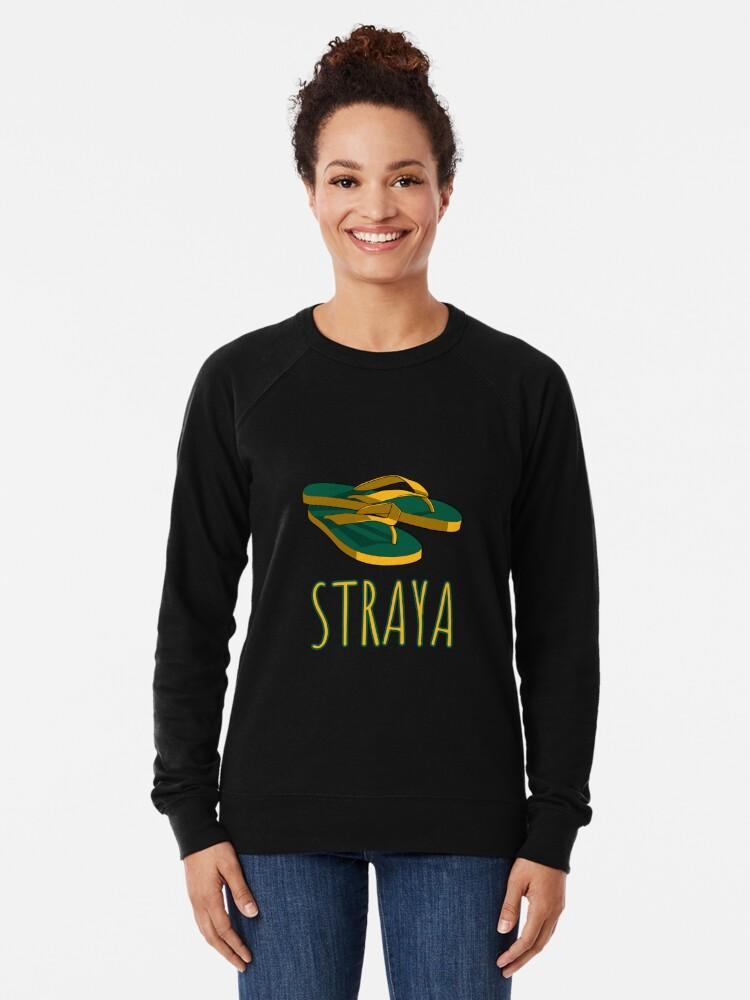 Alternate view of Straya Thongs Lightweight Sweatshirt