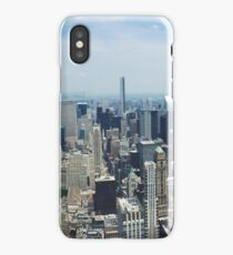 Empire state view iPhone Case/Skin