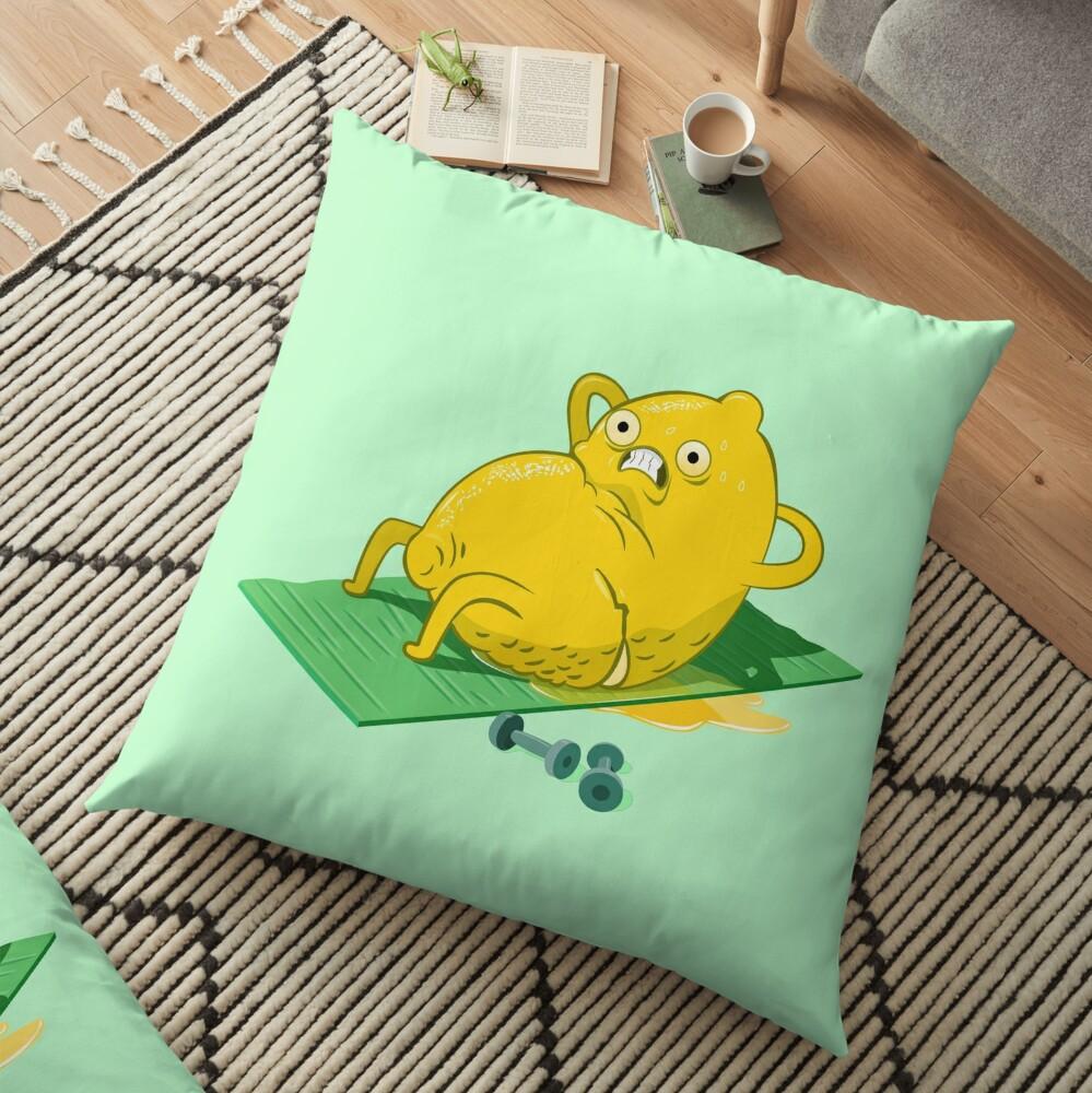 Juice Floor Pillow