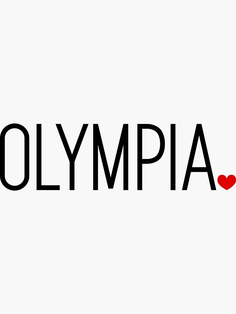 Olympia, WA | Washington von p4ngolin