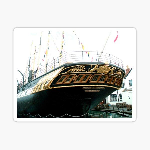 SS Great Britain Sticker