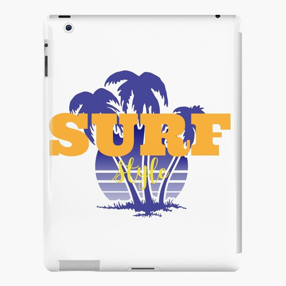 Surf estilo surf Funda y vinilo para iPad