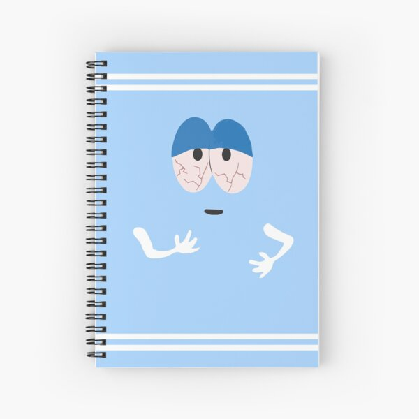 TOWELIE Spiral Notebook