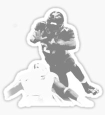Running Back Collection Sticker
