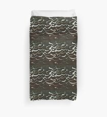 Moonlit Waves Duvet Cover