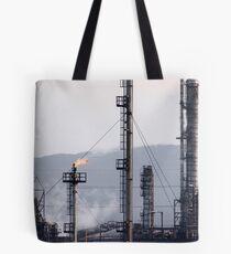 Smokestack Lightning. Tote Bag