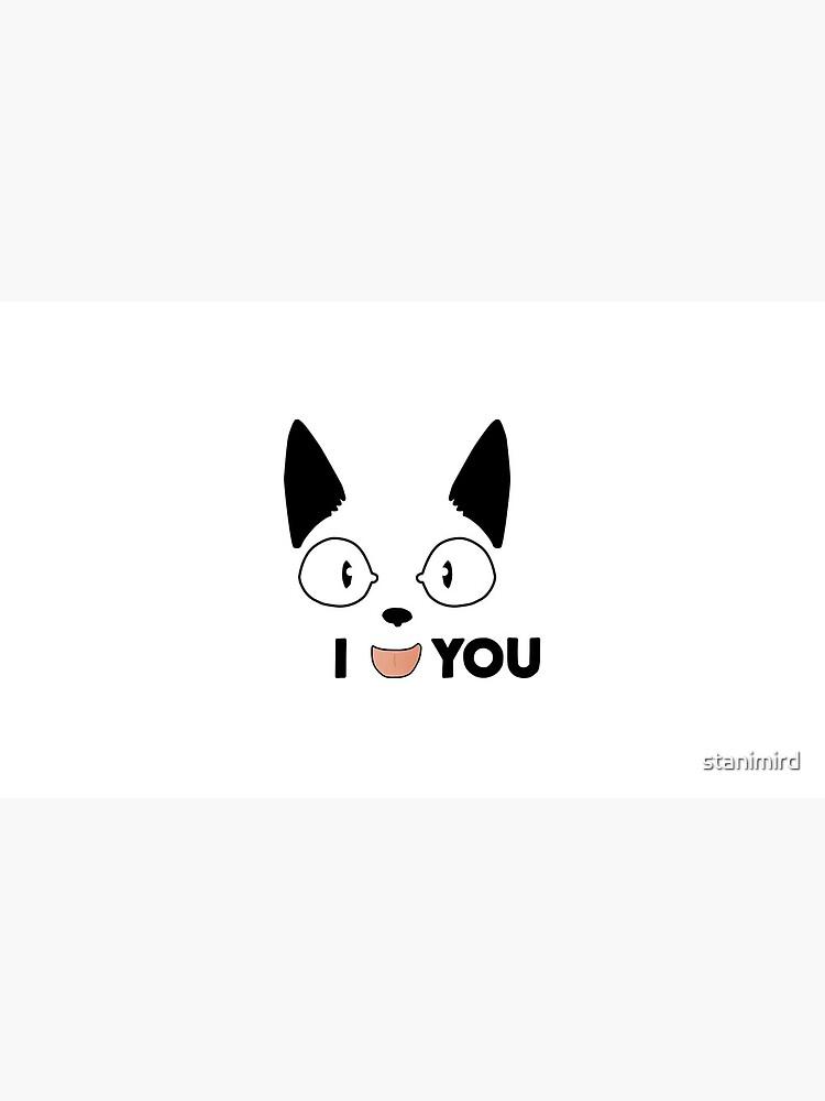 Cat Love You von stanimird